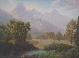 Spirit of the Tetons